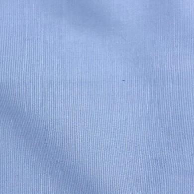 Chemise bleu fil à fil